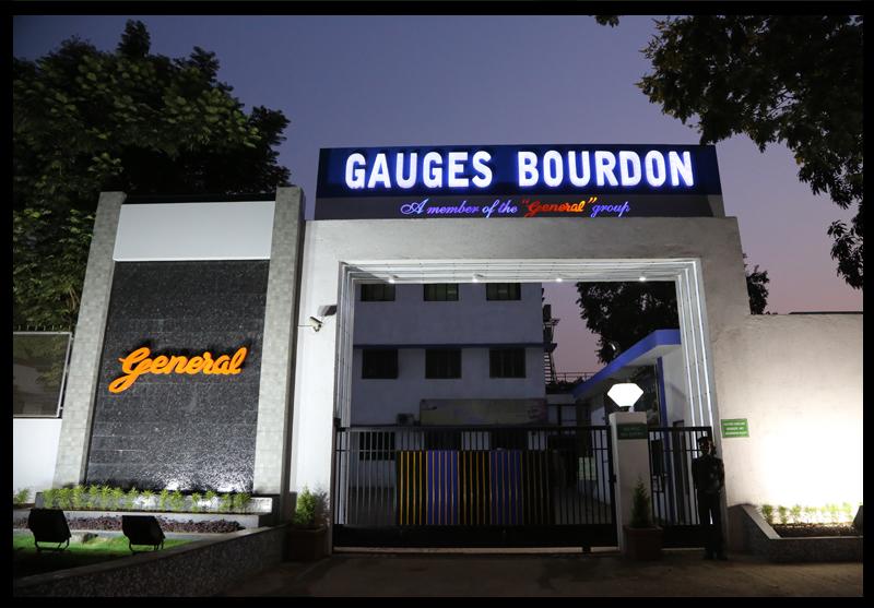 Gauges Bourdon